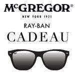 Gratis Ray-Ban bij McGregor