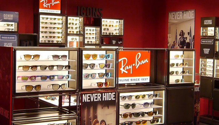 Ray-Ban collectie